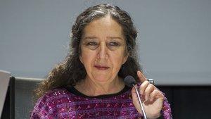 Marcela Lagarde, escritora, antropóloga, investigadora y representante del feminismo latinoamericano.