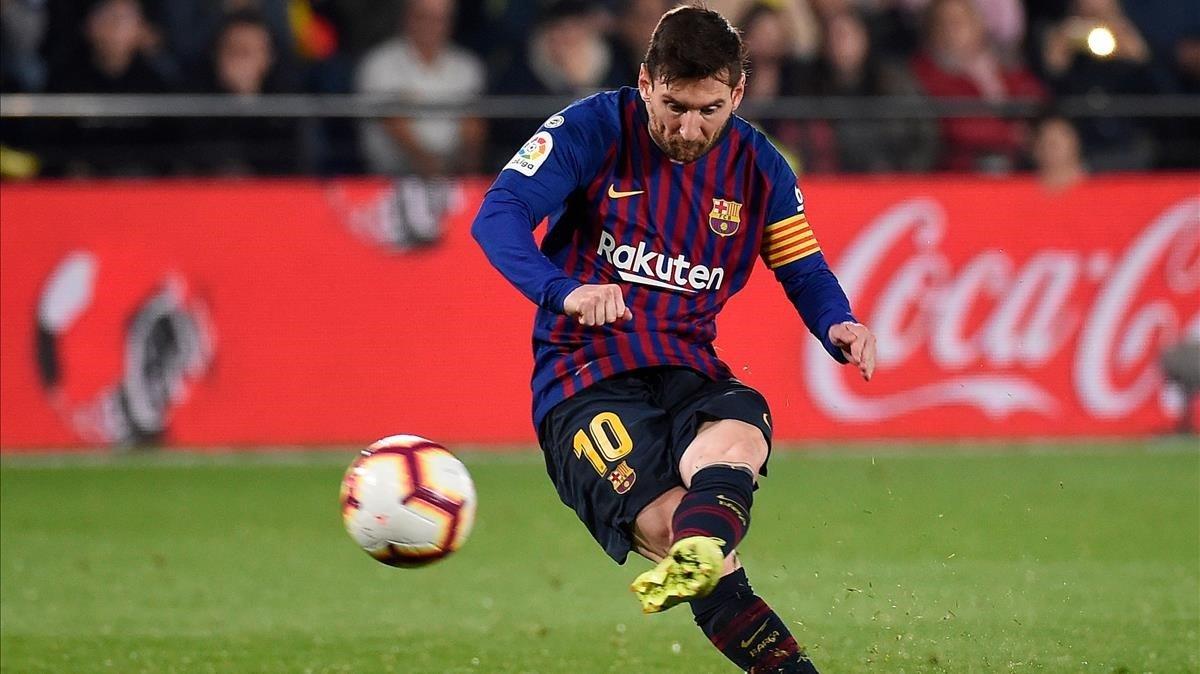 Bartomeu quiere a Messi