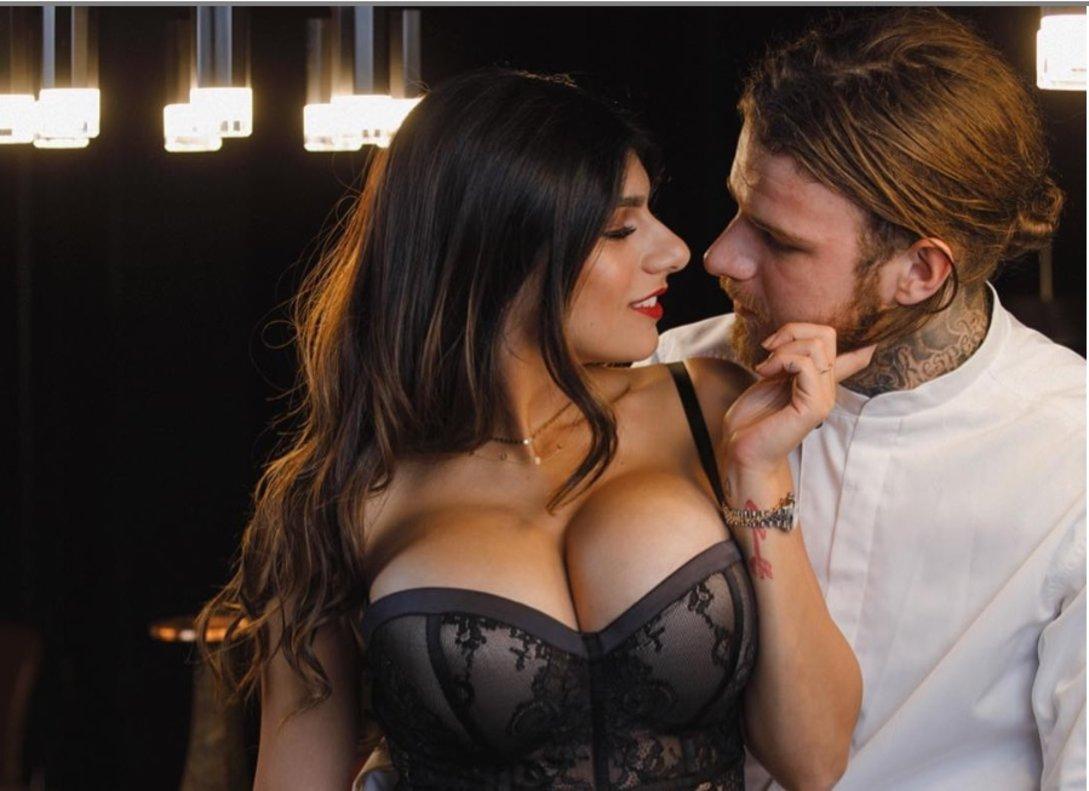 La exactriz porno se casará con el chefchef Robert Sandberg.