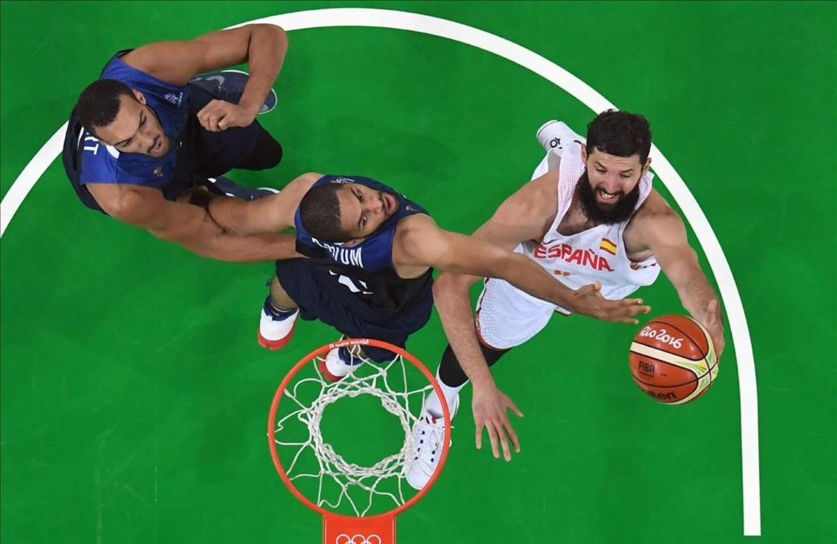 España pone de rodillas a Francia camino de las semifinales