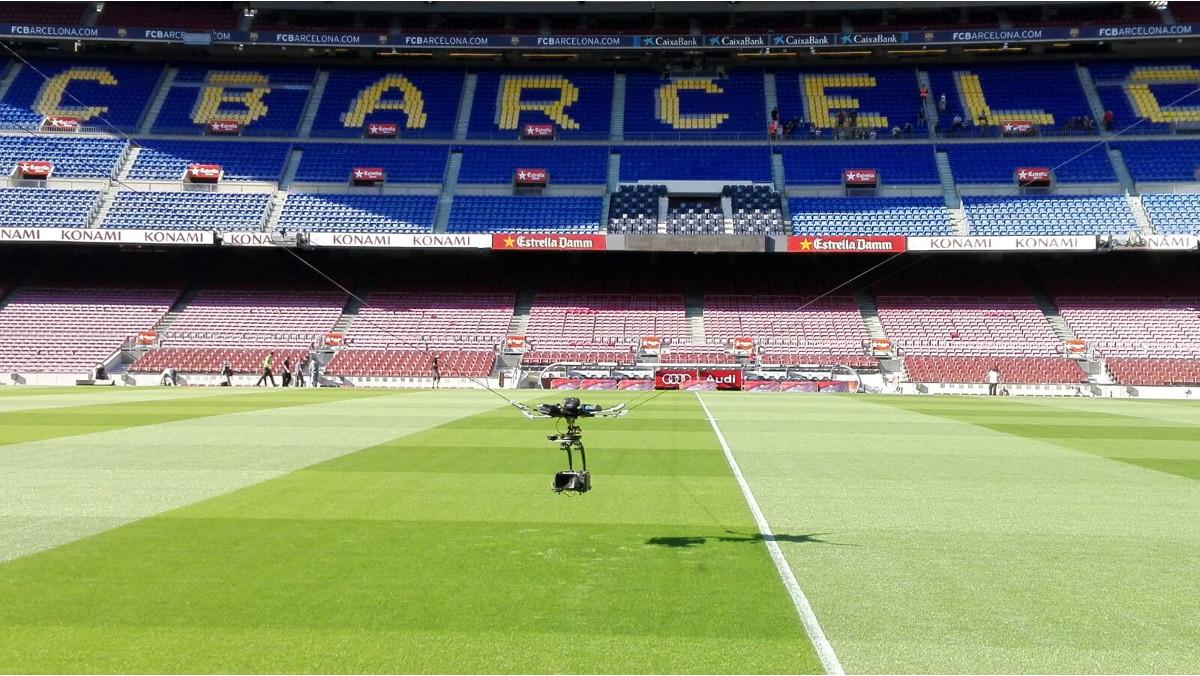 Un Barça-Madrid de videojuego