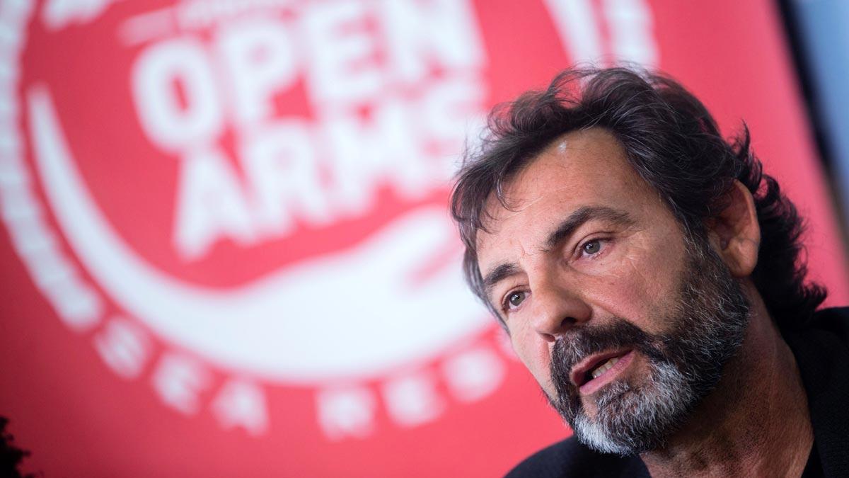Open Arms critica la devolución de los 116 inmigrantes que entraron a Ceuta.