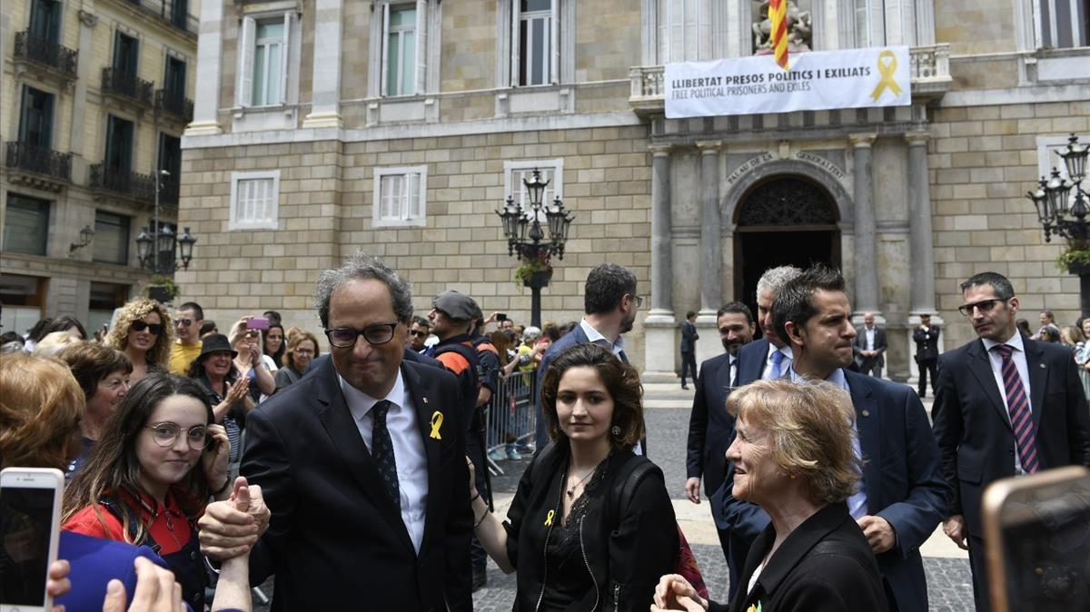 Barómetro del CIS: Cae la preocupación por Catalunya y despunta por la justicia