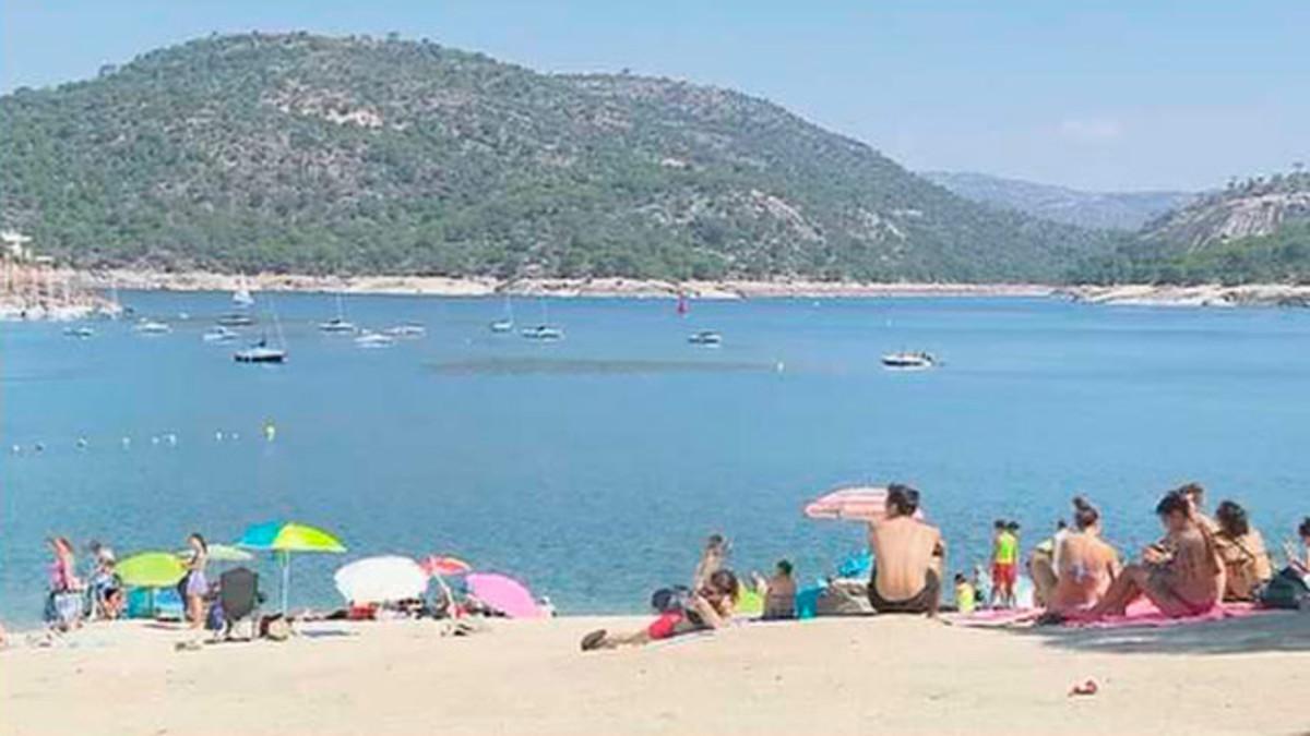 Madrid sí tiene playa: primera bandera azul en esta comunidad