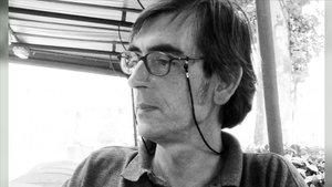 El poeta Jordi Royo.