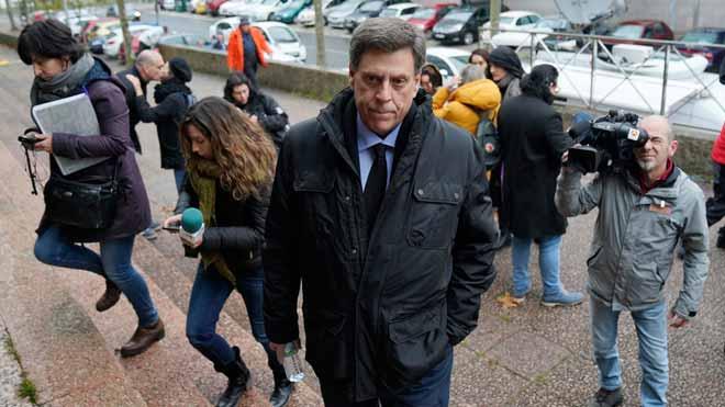 Juan Carlos Quer contra 'el Chicle': «Avui s'asseu al banc el mal»
