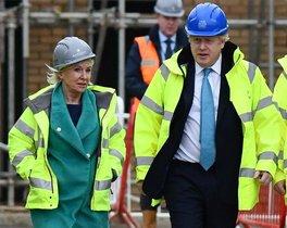 La ministra de Salut del Regne Unit confirma que ha contret el coronavirus