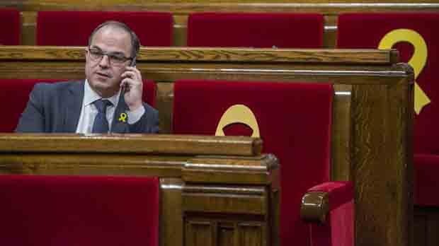 Ahora las miradas están puestas en Jordi Turull, el que podría ser el nuevo candidato a la presidencia.