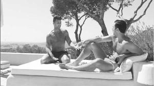 Ricky Martin posa con su novio, Jwan Yosef, en Instagram.