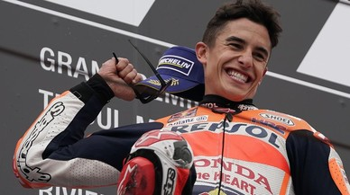 Márquez s'indigna amb els seguidors de Rossi