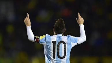 El suicidio de Leo Messi
