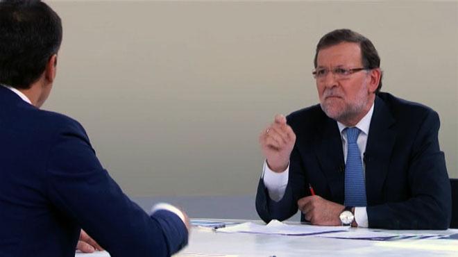 Sánchez acorrala Rajoy amb la corrupció: 'No és una persona decent'.
