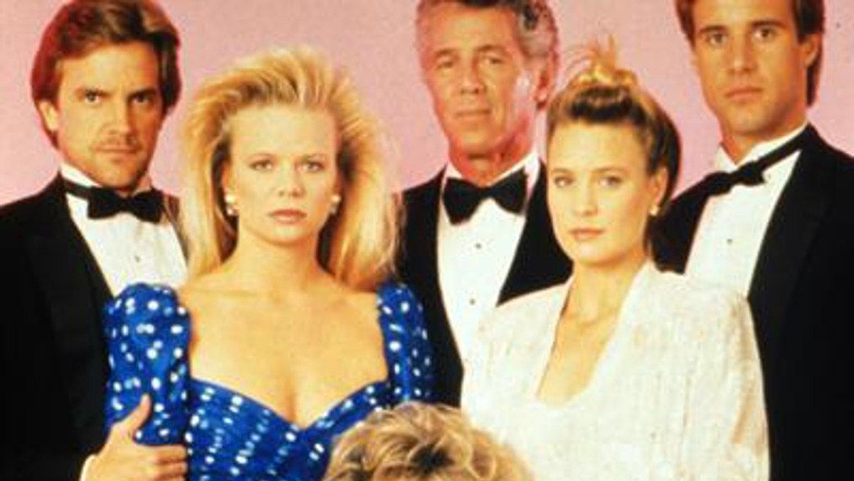 Jed Allan, en el centro de la imagen,en la foto promocional de 'Santa Bárbara'.