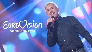 Sergio Dalma, representante de España en Eurovisión 1991.