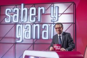 Jordi Hurtado, en el programa especial del 20º aniversario de Saber y ganar.