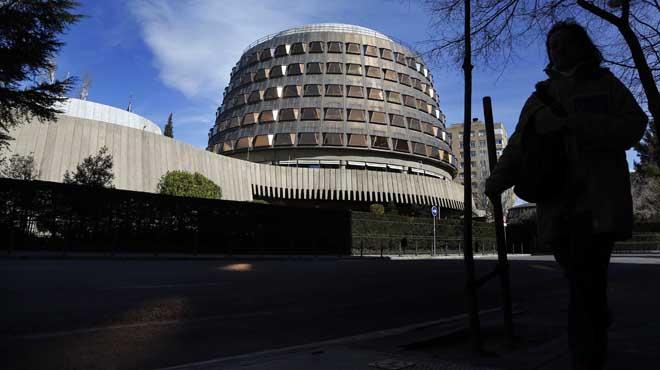 El TC sugiere a Catalunya una reforma constitucional para encauzar sus aspiraciones políticas