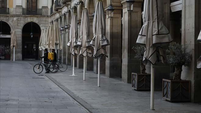El TSJC manté el tancament de bars i restaurants a Catalunya