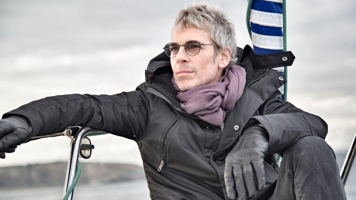 El músico argentino Ariel Rot, presentador del programa de La 2 'Un país para escucharlo'.