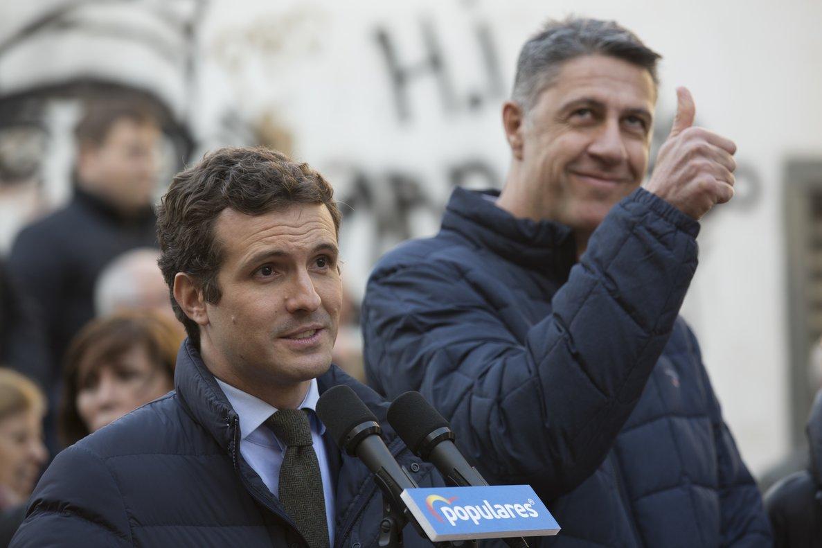 """Albiol creu que el PP ha """"d'evitar"""" pactar amb Vox, al qual considera d'extrema dreta"""