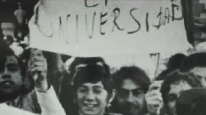 Vídeo de la campanya del PP a Extremadura: 1968, de Podem a Fem.