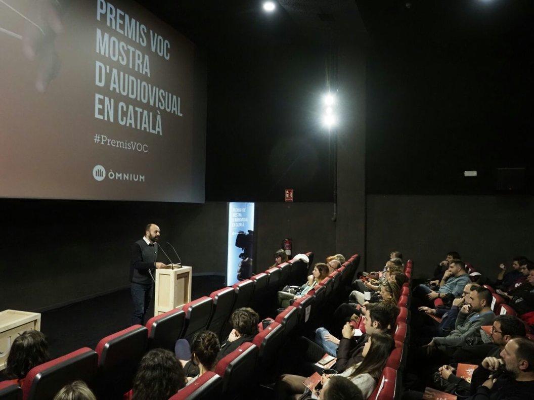 El CineBaix de Sant Feliu de Llobregat acogió la inauguración de esta muestra.