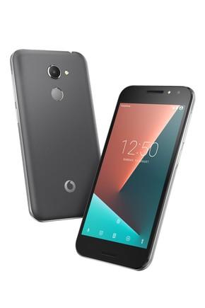 Nuevo modelo de Vodafone, Smart N8, en la gama media.