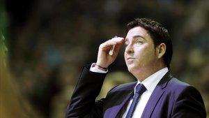 Xavi Pascual, entrenador del Zenit