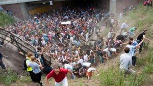 Arxivat el judici per la tragèdia del festival Loveparade en la qual van morir dues catalanes