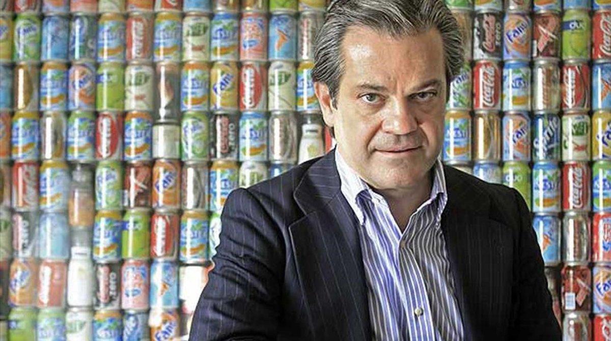 Marcos de Quinto, expresidente de Coca Cola España y nuyevo fichaje de Ciudadanos.