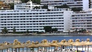 Establecimientos hoteleros en Santa Ponsa (Mallorca)