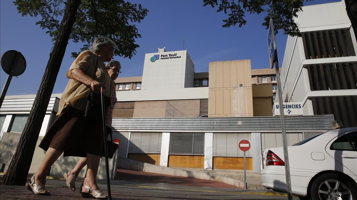 El Hospital Parc Taulí de Sabadell (Barcelona) en una imagen de archivo.