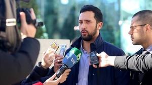 #RapearNoEsDelito: allau de solidaritat amb Valtonyc per la seva condemna