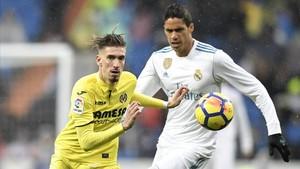 Reial Madrid - Vila-real, en directe online