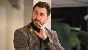 Puig i Comín dimitiran si no poden exercir el seu càrrec des de Bèlgica