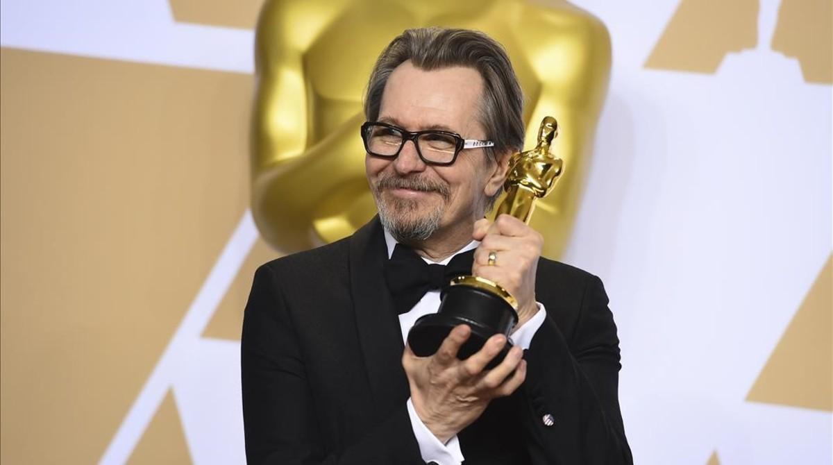 Gary Oldman, un Oscar amb vocació reparadora