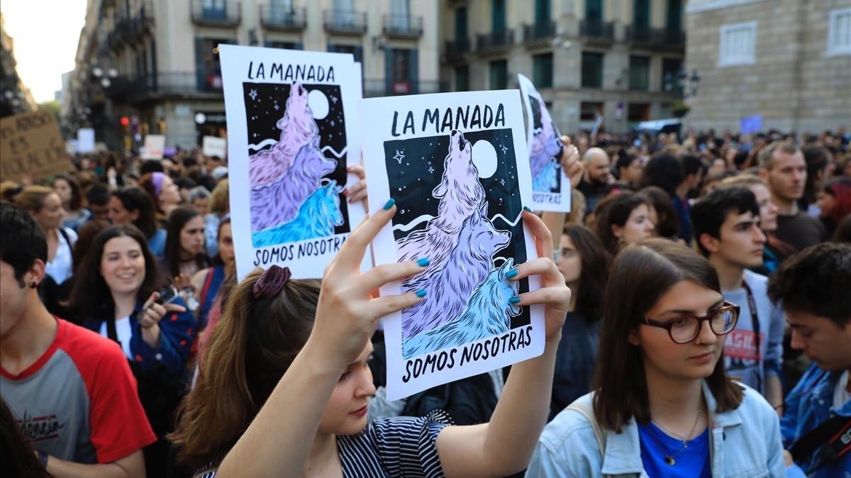 Sis detinguts per violar una jove a Sabadell