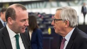L'alemany Manfred Weber es postula per presidir la Comissió Europea