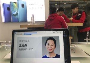 La Xina amenaça amb represàlies el Canadà si no allibera la directiva de Huawei