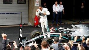 Fórmula 1: Hamilton es queda l'honor de guanyar la número 1.000