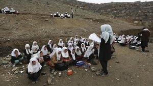 Els atacs contra escoles a l'Afganistan es tripliquen en un any