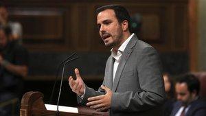 Les bases d'IU recolzen entrar en un Govern amb el PSOE
