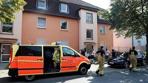 Evacuats quatre edificis a Alemanya per una cobra fugida