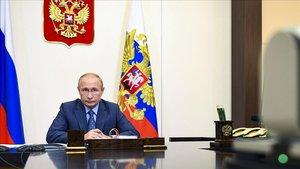 L'ambaixada russa riu sobre l'enviament de soldats de Putin per defensar la república catalana