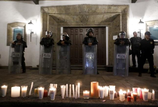México reconoce violación de DD.HH. durante el movimiento del 68