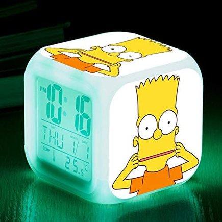 Reloj despertador Simpsons