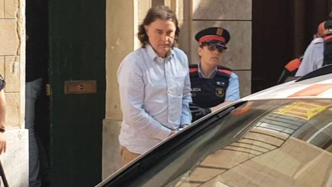 L'exnòvio de Mònica Borràs confessa el crim