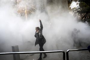 Almenys una desena de morts en manifestacions a l'Iran
