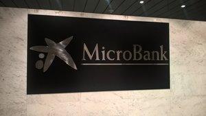 Oficina de MicroBank.