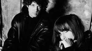Alex Scally y Victoria Legrand, en una imagen promocional de Beach House