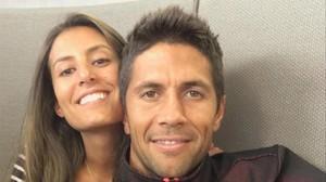 Fernando Verdasco y Ana Boyer, en una imagen de su cuenta de Instagram.